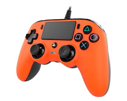 Immagine di NACON CONTROLLER PRO REVOLUTION 2 PLAYSTATION 4 ARANCIO (PC COMPATIBILE)