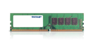 Immagine di PATRIOT RAM DIMM 4GB DDR4 2666MHZ CL19