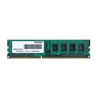 Immagine di PATRIOT RAM DIMM 4GB DDR3 1333MHZ