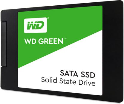 "Immagine di WESTERN DIGITAL SSD GREEN 120GB 2,5"" 7MM SATA 6GB/S 545MB/S"