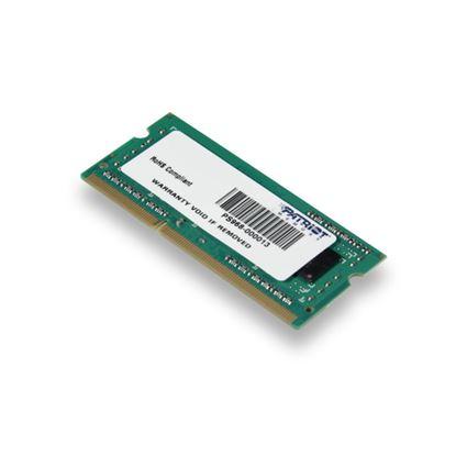 Immagine di PATRIOT RAM SODIMM 4GB DDR3 1600MHZ