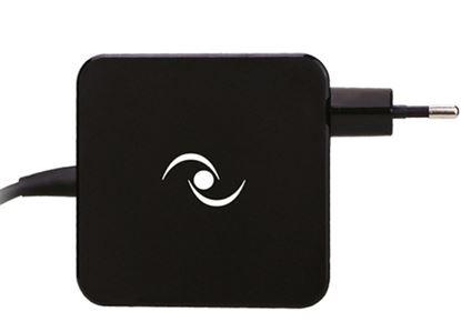 Immagine di TECNOWARE ALIMENTATORE USB-C 65W COLORE NERO