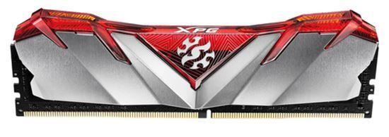 Immagine di ADATA RAM GAMING XPG GAMMIX D30 DDR4 3200MHZ CL16 8GB RED EDITION