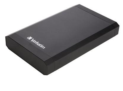 """Immagine di VERBATIM BOX ESTERNO STORE N SAVE 3,5"""" USB 3.0 KIT METAL"""