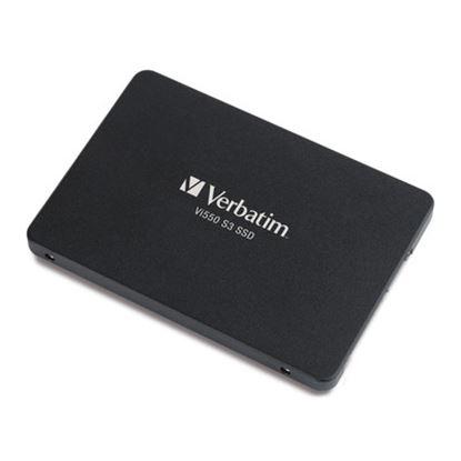 Immagine di VERBATIM SSD VI550 128GB 2,5 SATA3 560/535 MB/S