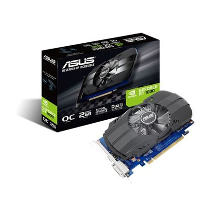 Immagine di ASUS VGA GTX 1030 2GB GDDR5 DVI HDMI