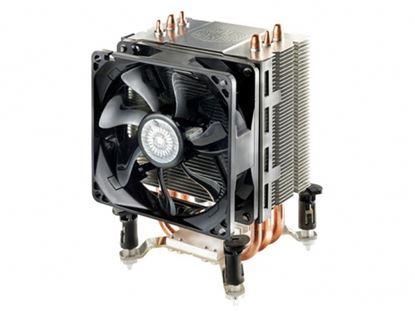 Immagine di COOLER MASTER DISSIPATORE CPU HYPER TX3 EVO, TOWER, 92MM 800-2200RPM PWM FAN, 3 X 6MM DIRECT CONTACT HEATPIPE, INTEL LGA 1366 / 1150/55/56, AMD FM2 / FM1 / AM3+