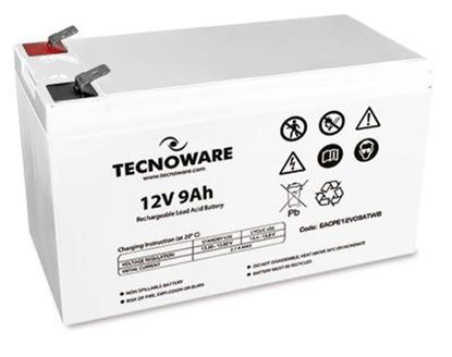 Immagine di TECNOWARE POWER BATTERY 12V 9AH