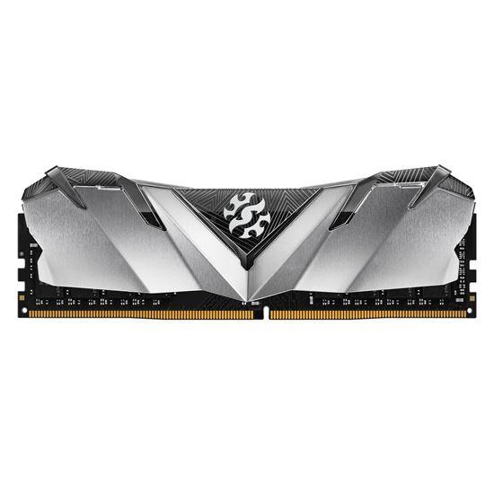 Immagine di ADATA RAM GAMING XPG GAMMIX D30 DDR4 2666MHZ CL16 8GB BLACK EDITION