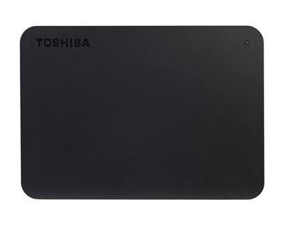 Immagine di TOSHIBA HDD EXT CANVIO BASICS 2TB 2,5 USB3.0 BLACK