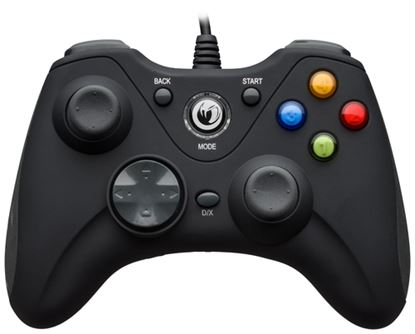 Immagine di NACON CONTROLLER WIRED PER PC CON PULSANTE HOME COMPATIBILE CON TUTTI I GIOCHI PER PC E CON WINDOWS XP/VISTA/7/8/10 - BLACK