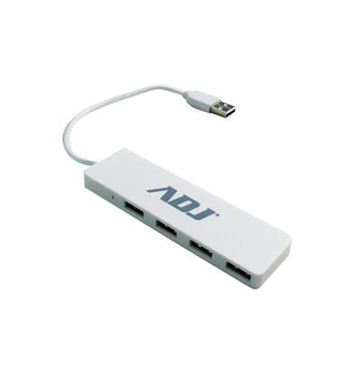 Immagine di ADJ HUB 4 PORTE USB2.0 BIANCO