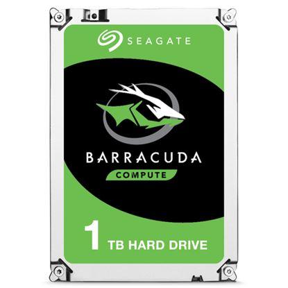 Immagine di SEAGATE HDD BARRACUDA 1TB 3.5 7200RPM SATA3 64MB CACHE