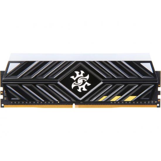 Immagine di ADATA RAM GAMING XPG SPECTRIX D41 TUF GAMING DDR4 3000MHZ CL16 8GB RGB LED STRIP TITANIUM