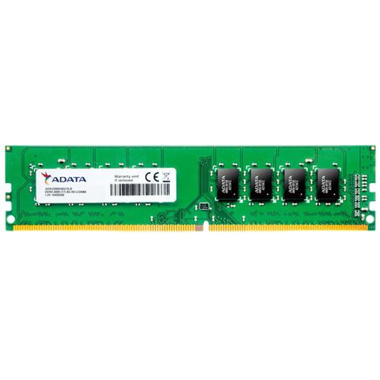 Immagine di ADATA RAM 8GB DDR4 2666MHZ U-DIMM UNBUFFERED