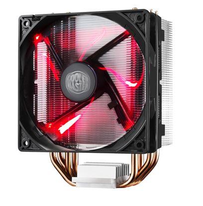 Immagine di COOLER MASTER DISSIPATORE CPU HYPER 212 LED, 121X120X25MM, 601-1600 RPM, FULL SOCKET SUPPORT
