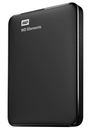 Immagine di WESTERN DIGITAL HDD ELEMENTS PORTABLE 2TB USB3.0 2,5 5400