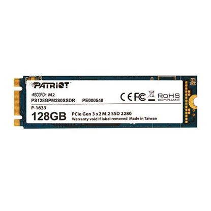 Immagine di PATRIOT SSD SCORCH 128GB M.2 PCIE GEN 3X2 NVM2 1.2