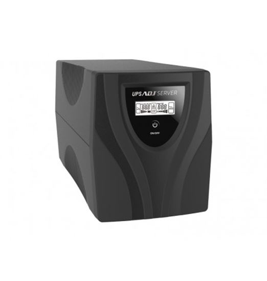 Immagine di ADJ UPS SERVER SERIES 3000VA 6 PRESE IEC 320 C13 DISPLAY LCD