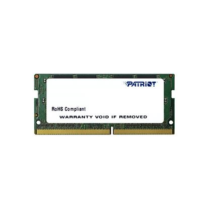 Immagine di PATRIOT RAM SODIMM 4GB DDR4 2400MHZ