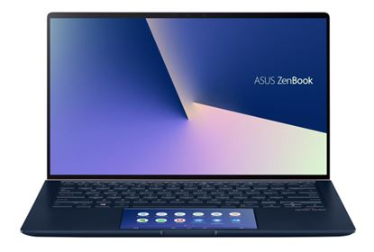 Immagine di ASUS NB ZENBOOK UX434FL I7-8565 16GB 512GB SSD 14 MX 250 2GB WIN 10 HOME