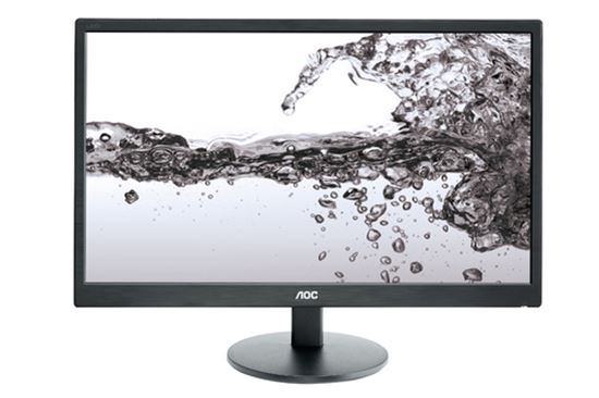 "Immagine di AOC MONITOR 21,5"", LED TN, 16:9, 1920X1080, 200 CD/M, 5MS, 110X75, D-SUB"