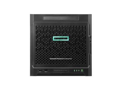 Immagine di HPE MICROSERVER GEN10 X3418 8GB RAM NO HDD