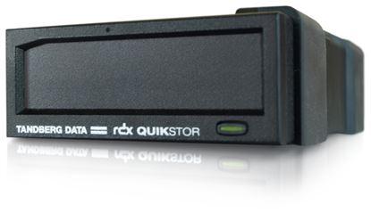 Immagine di TANDBERG DISPOSITIVO DI BACKUP RDX ESTERNO QUIKSTOR USB3+ AUTOALIMENTATO