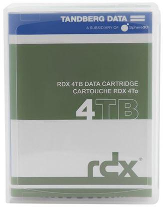 Immagine di TANDBERG CARTUCCIA RDX ANALOGICO BACKUP 4TB