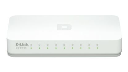 Immagine di D-LINK SWITCH 8 PORTE 10/100 DESKTOP
