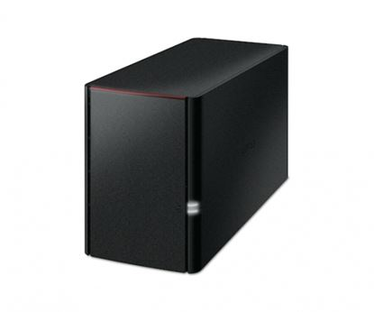 Immagine di BUFFALO NAS LINKSTATION 220 2 BAY 1XGIGALAN 1XUSB2.0