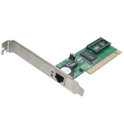 Immagine di DIGITUS SCHEDA DI RETE PCI 10/100 FUNZIONE WOL (WAKE ON LAN)