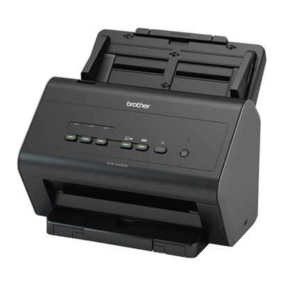 Immagine di BROTHER SCANNER DOCUMENTALE ADS-2400N 30PPM/60IPM 1200DPI ADF 50FF DUPLEX USB/ETHERNET
