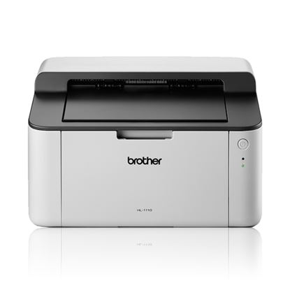 Immagine di BROTHER STAMP. LASER HL-1110 A4 B/N 20PPM 2400X600DPI USB