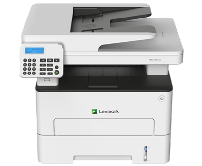 Immagine di LEXMARK MULTIF. LASER MB2236ADW B/N 34PPM FRONTE/RETRO AIRPRINT USB/ETHERNET/WIFI STAMPANTE/SCANNER/COPIATRICE