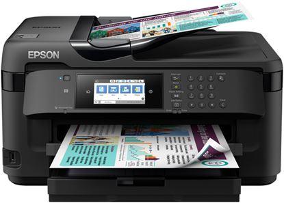 Immagine di EPSON MULTIF. INK WF-7710DWF A3 4800X2400 DPI 32PPM USB/ETHERNET/WIFI 4 IN 1