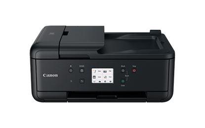 Immagine di CANON MULTIF. INK PIXMA TR7550 A4 4800X1200DPI FRONTE/RETRO ADF USB/WIRELESS/BLUETOOTH STAMPANTE SCANNER COPIATRICE FAX (5 CARTUCCE)