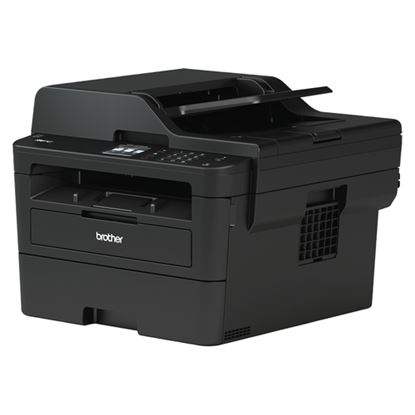 Immagine di BROTHER MULTIF. LASER MFCL2730DW A4 MONO 34PPM FRONTE/RETRO USB/ETHERNET/WIFI - 4 IN 1