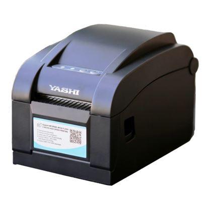 Immagine di YASHI STAMP. TERMICA STYZ200 BARCODE 150MM/SEC, 203DPI, 80MM, INTERFACCIA RS232 USB