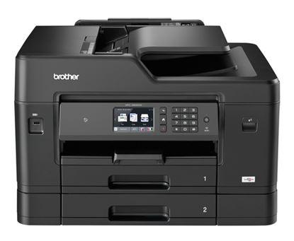 Immagine di BROTHER MULTIF. INK MFCJ6930DW A3 35PPM 1200X4800 DPI FRONTE/RETRO ADF USB/ETHERNET/WIFI STAMPANTE SCANNER COPIATRICE FAX