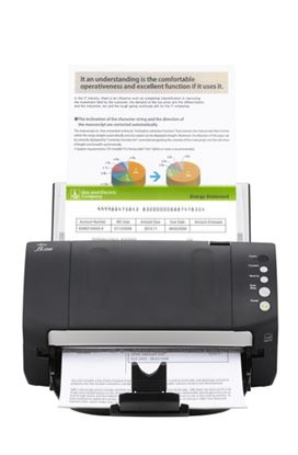 Immagine di FUJITSU SCANNER DOCUMENTALE FI-7140 40PPM / 80IPM DUPLEX A4 ADF DOCUMENT SCANNER
