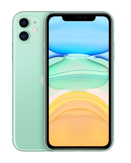 Immagine di APPLE IPHONE 11 64GB GREEN