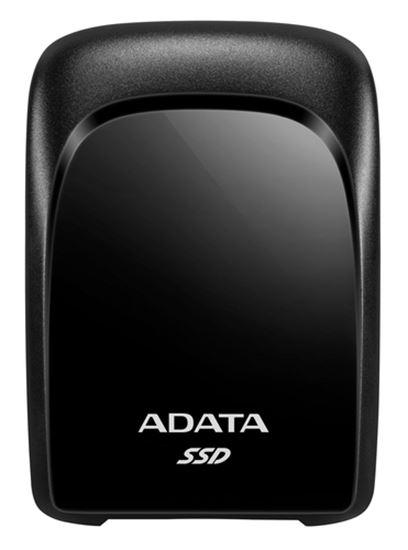 Immagine di ADATA SSD ESTERNO 480GB USB TYPE C BLACK