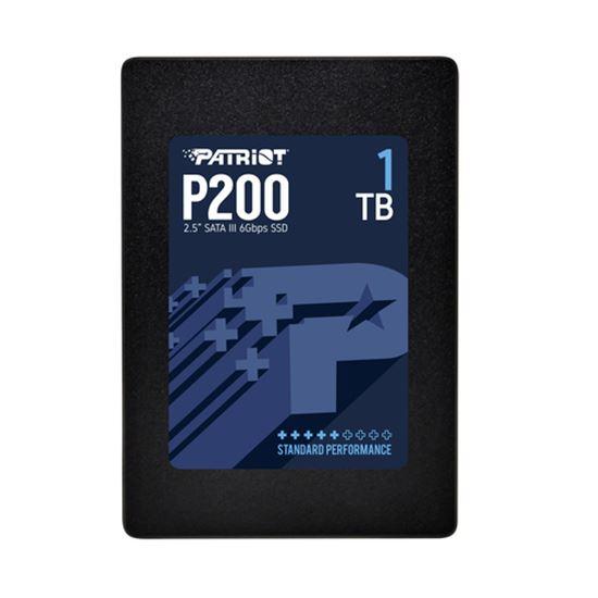 Immagine di PATRIOT SSD P200 1TB SATA3 2,5 530/460 MB/S