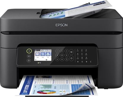 Immagine di EPSON MULTIF. INK WF-2850DWF A4 COLORI 18PPM FRONTE/RETRO USB/WIFI 4IN1