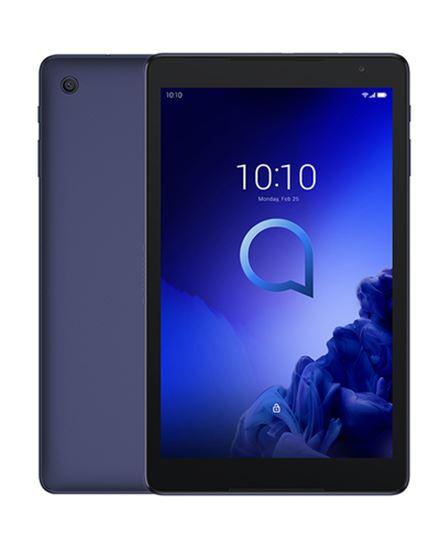 Immagine di ALCATEL TABLET 3T TAB 10 WIFI 4G 16GB MICROSD 128GB QUAD CORE 1,28GHZ MIDNIGHT BLUE