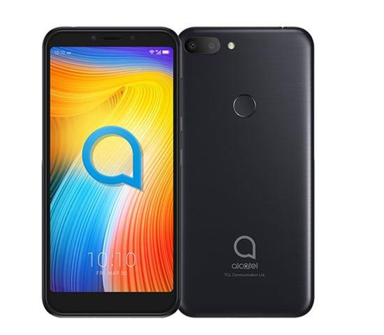 Immagine di ALCATEL SMARTPHONE 1S 5,5 DUAL SIM ANDROID 9 PIE 32G  MICROSD 128GB GSM QUADBAND METALLIC BLACK