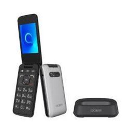 Immagine di ALCATEL CELLULARE GSM 2053D DUAL SIM 2,4 MICROSD 32GB GPRS QUAD BAND BLACK