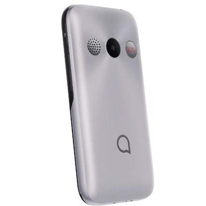 Immagine di ALCATEL  SMARTPHONE 2019G 2,4 MICROSD 32GB GSM QUAD BAND METALLIC SILVER