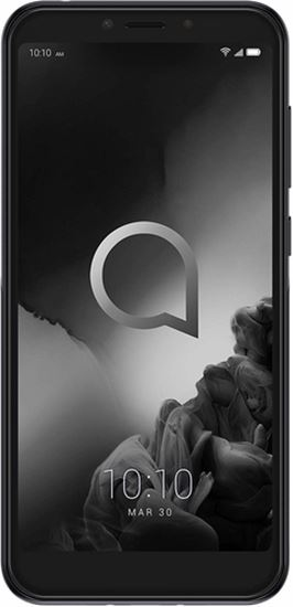 Immagine di ALCATEL SMARTPHONE 1S 5,5 DUAL SIM ANDROID 9 PIE 4GB 64GB MICROSD 128GB GSM QUADBAND METALLIC BLACK